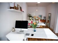 Creative Coworking Space/Desk/Office in Hornsey North London