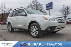2013 Subaru Forester 2.5X Limited Package|HEATED SEATS|BLUETOOTH
