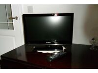 "Polaroid 19""HD Ready LED TV DVD Combi"