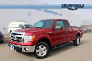2014 Ford F-150 4X4 SUPERCAB