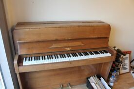 Kingswood of London Upright Overstrung Mini-Forte Piano