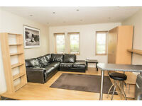 Comfortable three double bedroom flat with great transport links!