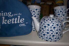 Tetley Tea Set