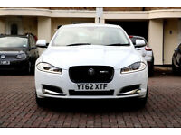2012 JAGUAR XF 2.2D LUXURY -- Diesel -- Automatic -- Part Exchange Welcome -- Drives Good