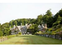 HOTEL ENDSLEIGH Pastry Chef de Partie - £21,000 + £1,500 gratuities + live in