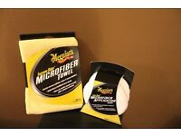 Car cleaning products Meguiar's