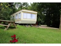 Used unsited 29 ft Static Caravan - Ideal farm worker/temporary Accomodation