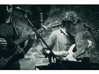Bassist/ Guitarist/ Vocalist available