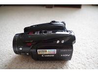 Canon Legria Vixia HV40 full HD Camcorder