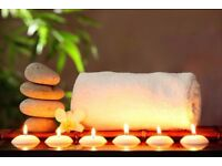 Relaxing Therapeutic Massage with Male and Female Therapists