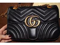 Gucci Marmont matelasse bag brand new