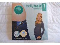 Belly Belt Pregnancy Maternity Clothing Extender Kit - BRAND NEW (only one belt used)-