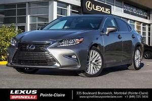 2016 Lexus ES 350 GROUPE EXECUTIF Low Mileage, Unique, Must See,