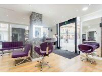 MAKE-UP CHAIR AVAILABLE IN LUXURY SALON IN Notting Hill Gate