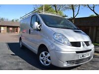 2013 Renault Trafic 2.0 t dCi eco SL27 Sport Van HPI clear vosa verified service history 2 key