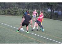 Waterloo Social Football- Tuesday & Thursdays- Play when you want 6-7pm & 7-8pm