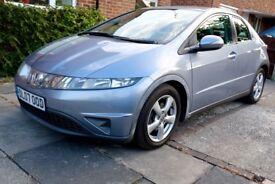 Bargain: Honda Civic 2.2 i-CTDi 2007