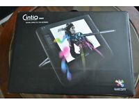 Wacom Cintiq 12WX Interactive Pen Display