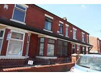 *3 STUDENT ROOMS* AVAILABLE IN A 5 BEDROOM STUDENT HOUSE LOCATED IN THE HEART OF RUSHOLME!