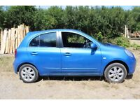 Nissan Micra 11 plate, Excellent condition, One previous owner, MOT March 2019,
