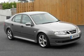 SAAB 9-3 2.O LT VECTOR AUTO (12 MONTHS MOT) VERY GOOD CONDITION