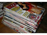 30 Bizarre Magazines (from late 90's/graphic)