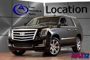 2018 Cadillac Escalade Luxury 4RM V8 DE 6, 2L CUIR TOIT NAV LOCA