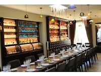 assistant chef Good working hours and competitive rates of pay