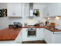 RIVERSDALE ROAD, N5: 1 BEDROOM GARDEN FLAT, PERIOD FEATURES & MODERN 'EAT IN' KITCHEN, UNFURNISHED