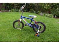 14in bike