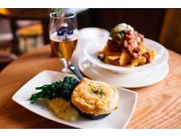 Sous Chefs and Chef de Parties for South London Pubs