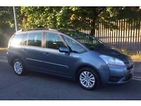 2007 57 Plate Citroen C4 Picasso 7 VTR+ HDI Turbo Diesel Automatic