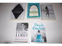Story books bundle of 5