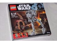 Lego Star Wars AT-ST (NEW)