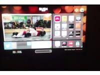 ONLY 140!MODERN NEW 32'SMART FULL HD LED TV-BUSH!
