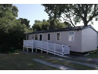 Caravan for Hire at Rockley Park Poole. 5 night summer break 6th August, £675
