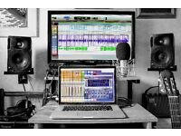 Online multi-instrumentalist session musician