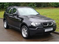 2006 BMW X3.. 2.0 Diesel.. BARGAIN TO CLEAR £1695.. **SORRY UNDER OFFER - DEPOSIT TAKEN**
