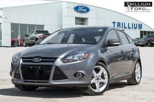 2014 Ford Focus Titanium NAVIGATION, LEATHER, LUXURY PACKAGE