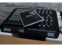 AKAI APC 40 Professional Ableton Performance Controller Like New
