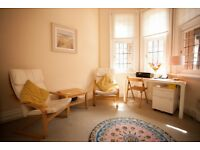 HARLEY STREET THERAPY ROOMS TO RENT SATURDAY & SUNDAY