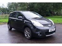 2011 (61) Nissan Note 1.4 N-Tec - Low Mileage - One lady owner from new
