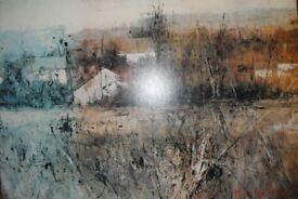 Lovely Print - Artist Michel de Gallard - £30