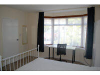 Nice, clean, double room in Edgware, zone 5