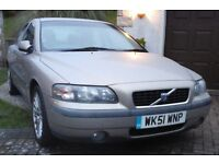 1 OWNER *** VOLVO S60 WITH FULL SERVICE HISTORY *** 1 OWNER