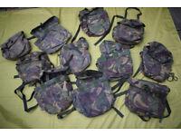 British Army DPM Respirator Bag Plus FREE Arktis FFD DPM Pouch