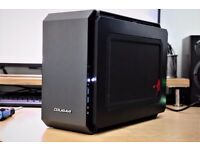 MID/HIGH Gaming PC (i5-4570s,16 gb RAM, GTX660Ti, 120gb ssd, 1tb hdd, wifi, Cougar Case )
