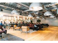 RENT A DESK-SPACE AT A BEAUTIFUL LOCATION OF ALDGATE TOWER LONDON