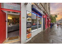 Established Pizza/Chip Shop Restaurant & Takeway Lease for Sale