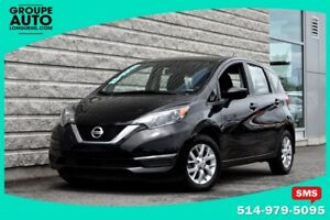 2018 Nissan Versa Note *SV*AUTOM*A/C*CAMERA*SIEGES CHAFFANTS*MAG